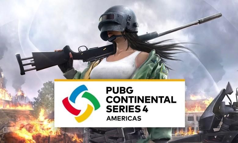 APUBG Continental Series 4 (PCS4)
