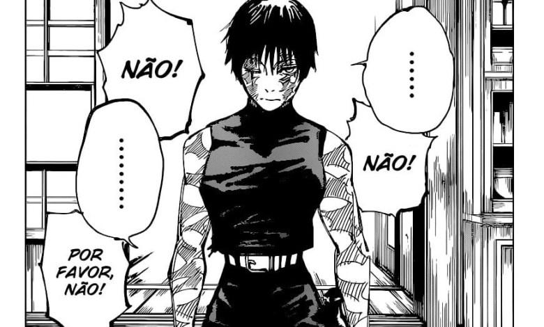 Capítulo 151 de Jujutsu Kaisen - Maki