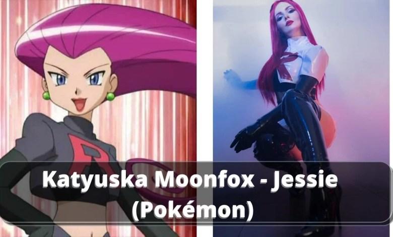 Katyuska Moonfox - Jessie Pokémon