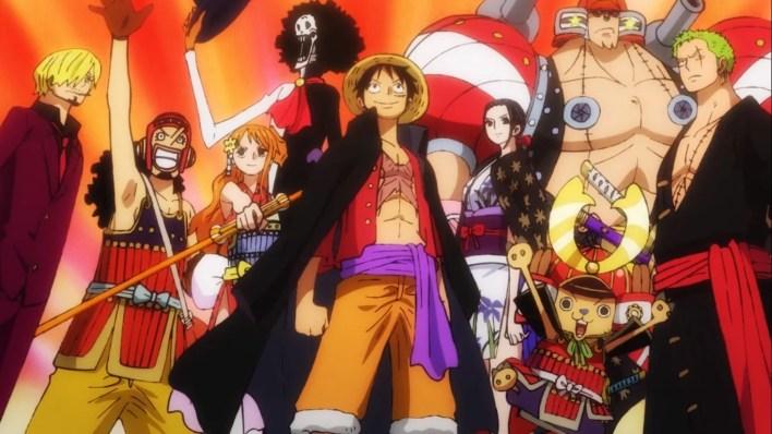 One Piece - Episódio 978