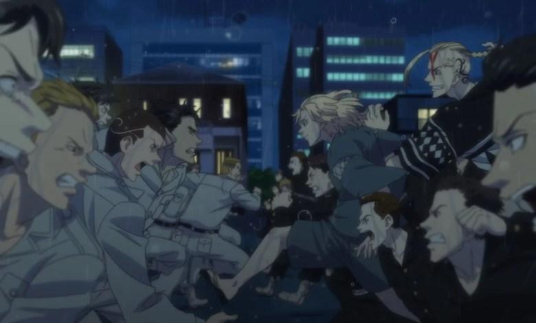 Tokyo Revengers Episódio 09 - Toman Vs Moebius