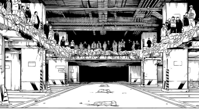 Capítulo 153 de Jujutsu Kaisen - Clube da Luta