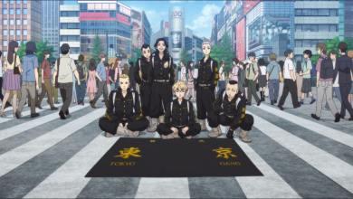 Tokyo Revengers Episódio 15 - Fundadores da Toman