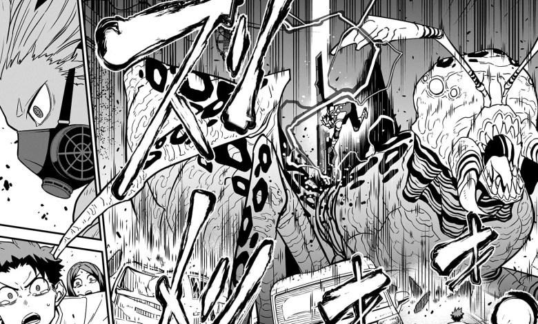 Capítulo 41 de Kaiju no 8