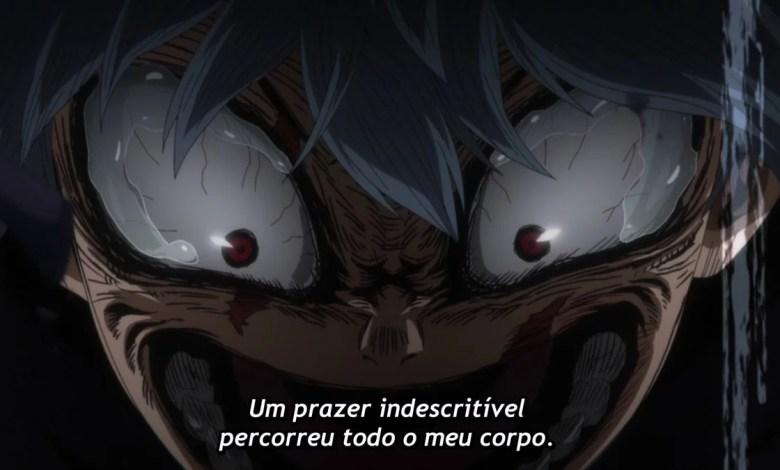 My Villain Academia: O Pai Abusivo de Tenko e a Origem de Shigaraki!