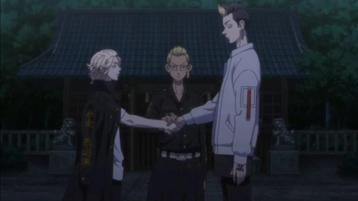 Tokyo Revengers Episódio 24 - Toman