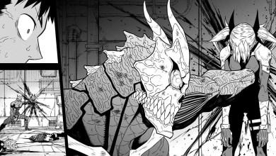 Capítulo 45 de Kaiju no 8