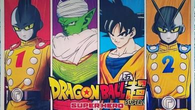 Dragon Ball Super - Super Hero