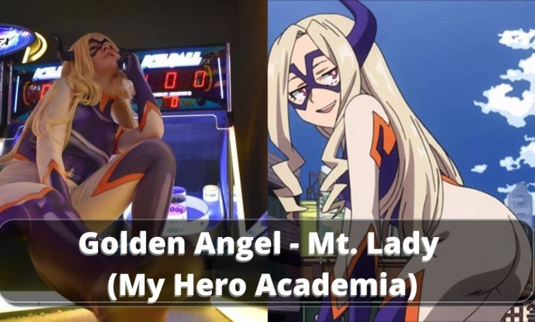Golden Angel - Cosplay