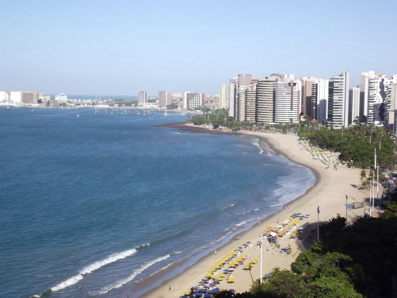 Praia de Meireles, Fortaleza, Ceará - por ROTIZEN-L-REGGIANI