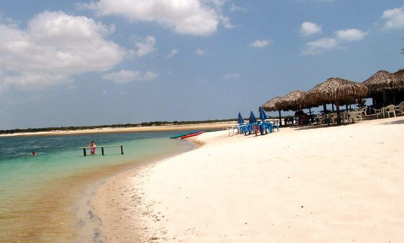 Praia Lagoa Azul - Jericoacoara - Ceará - por Fernando-Pozzi