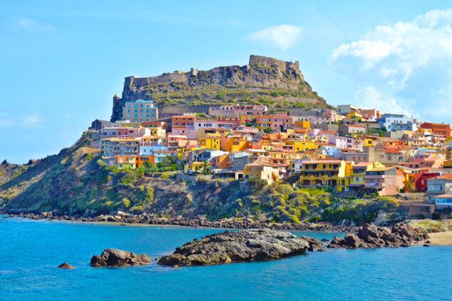 Castelsardo Sardenha Loucos Por Viagem