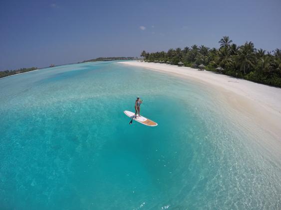 Alugado na lojinha do Tropic Surf