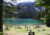 Lago di Tovel, Dolomitas / Itália