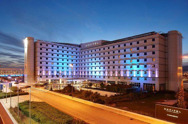 Hotel Sofitel Atenas Aeroporto