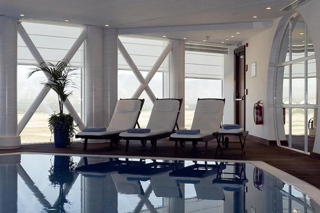 Piscina do Hotel Atenas Aeroporto (foto divulgação)