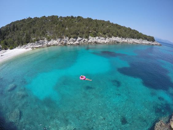 Praias kefalonia