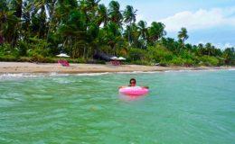 Praia do Patacho, Alagoas