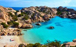 Arquipélago de Maddalena, Sardenha