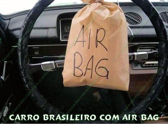 air bag nacional