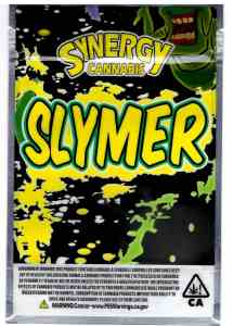 Synergy - Slymer Mylar Bags (front)
