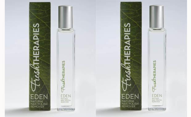 THE REVIEW: Eden Natural Nail Polish Remover