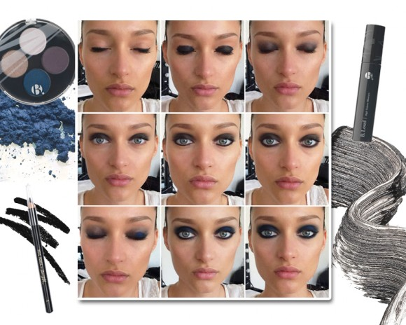 Get the look – smokey eye step-by-step