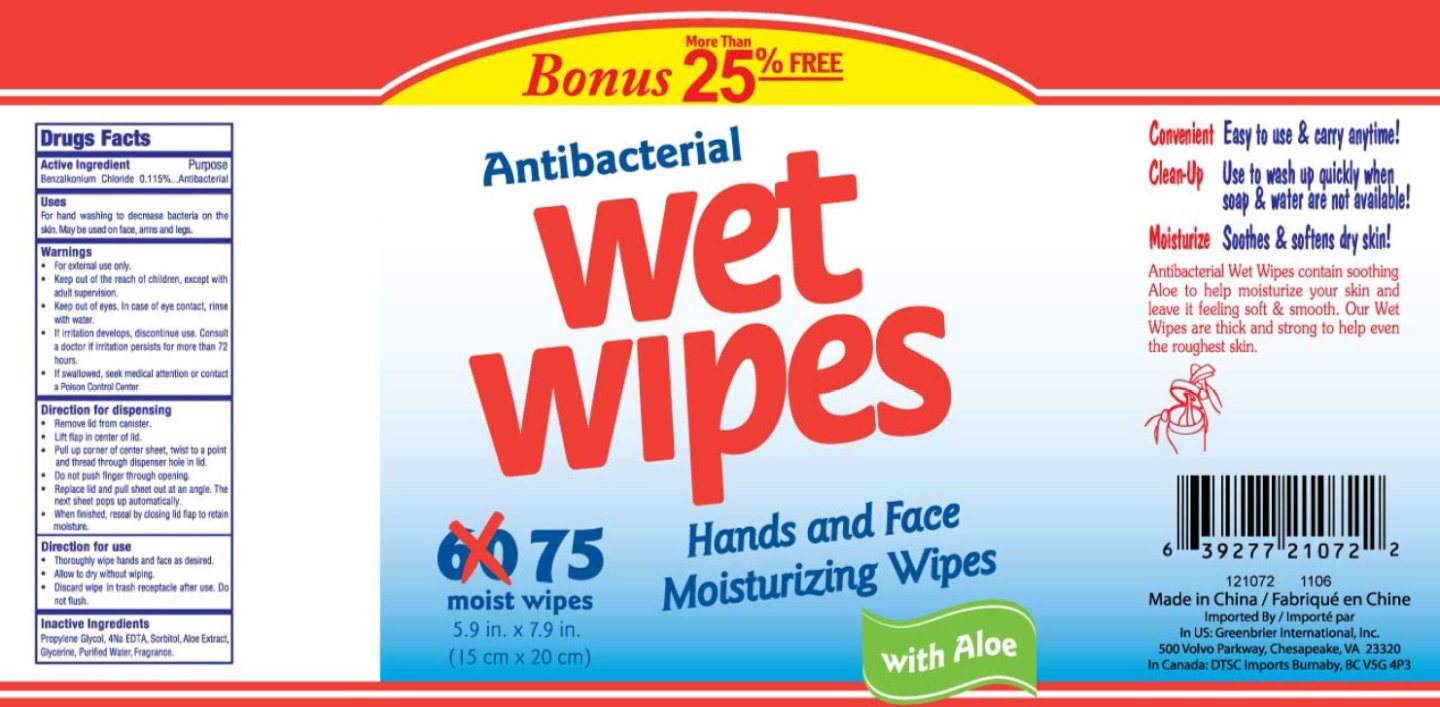 Wet wipes – a costly convenience?