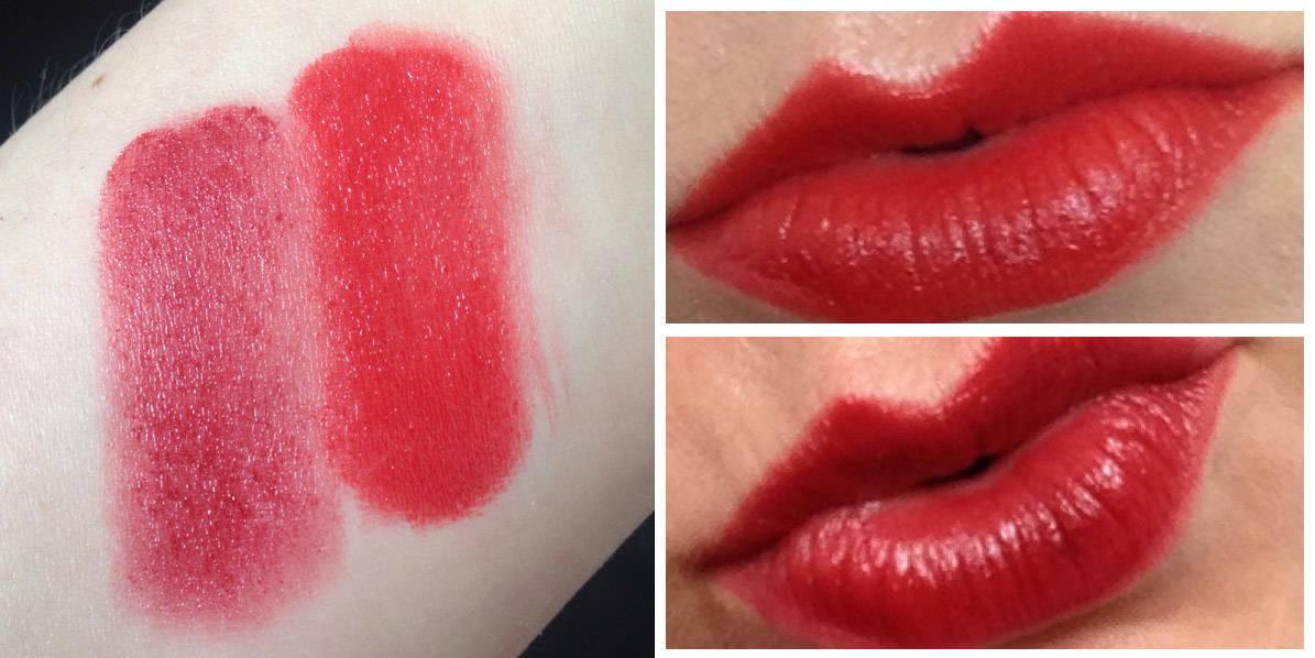 Living Nature New Red Lipsticks..