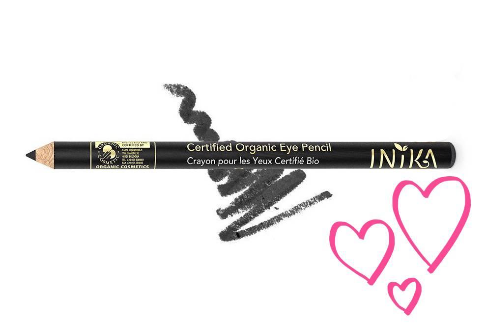 Inika Organic Eyeliner Pencils..
