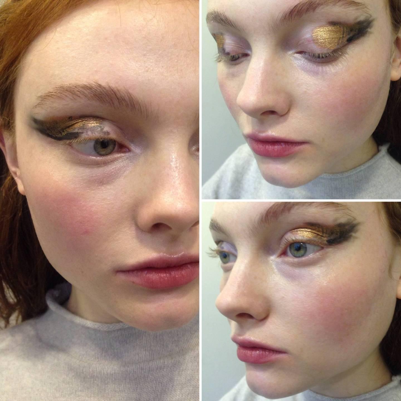 Get the look – Ekaterina Kukhareva..