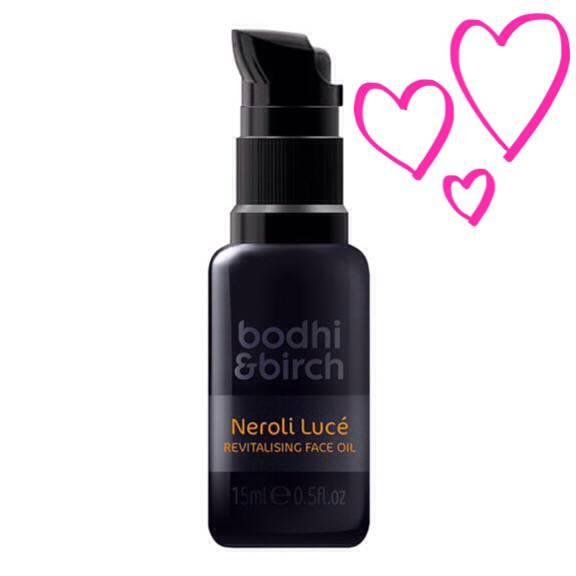 Bodhi and Birch Facial Oils..