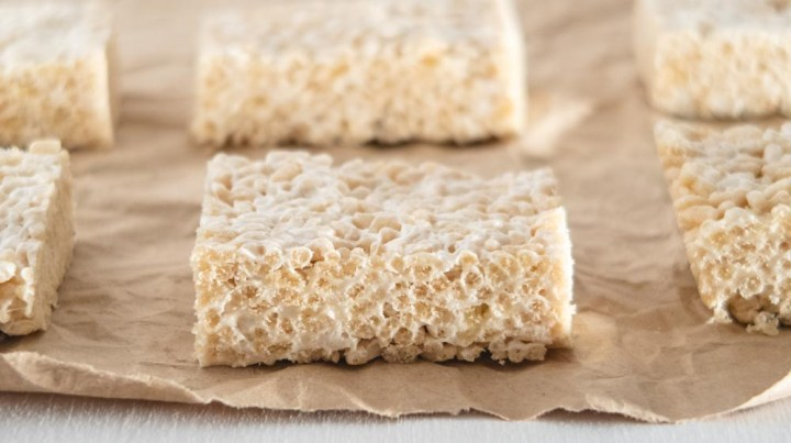 Cannabis infused rice crispies - vegan edibles for everyday