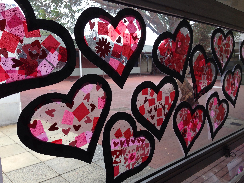 Classroom Valentine S Day Art And Craft