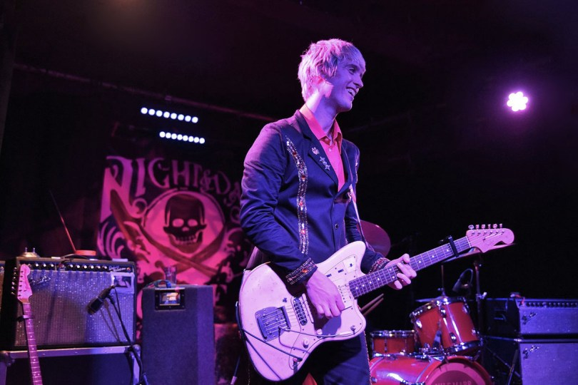 Nile Marr: Night and Day, Manchester - live review