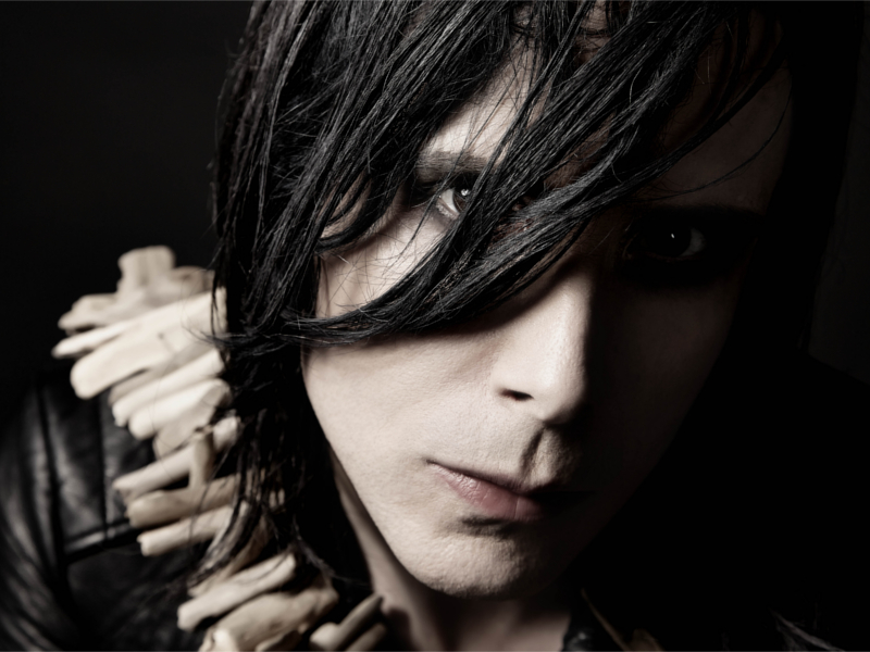 ALBUM REVIEW: IAMX - Everything Is Burning (Metanoia Addendum)