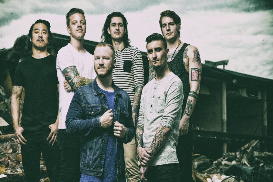 ALBUM REVIEW: We Came as Romans - Cold Like War