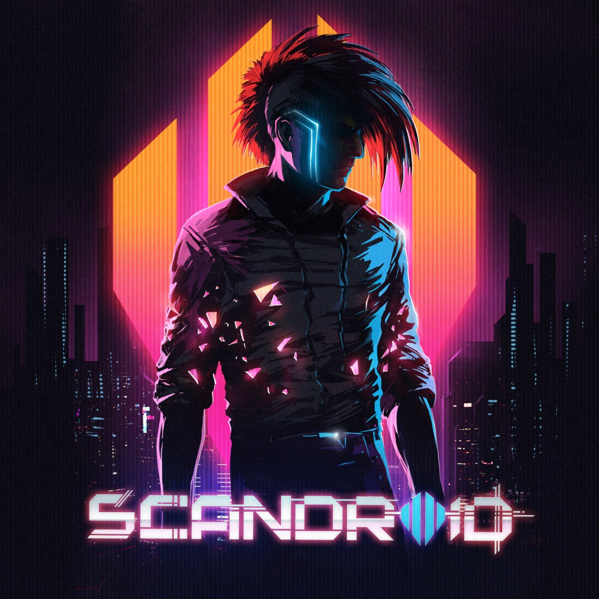 ALBUM REVIEW: Scandroid - Scandroid (English summary)