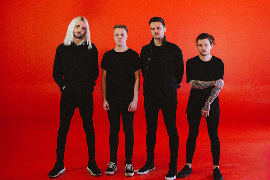 ALBUM REVIEW: Milestones - Red Lights