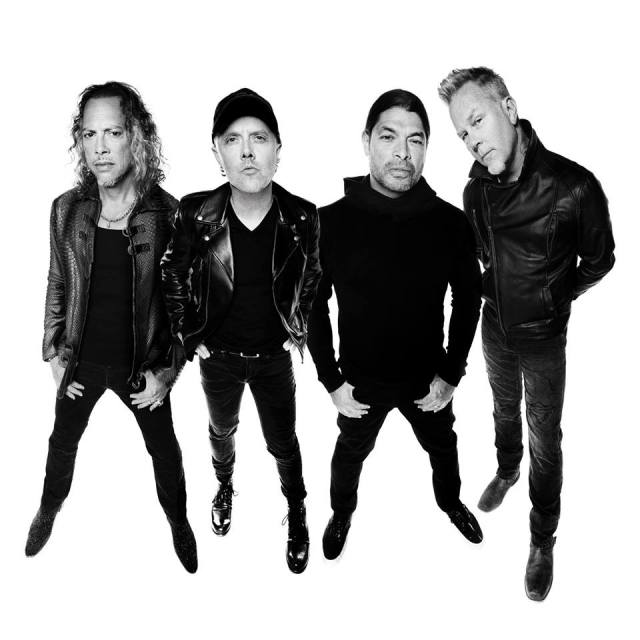 Metallica announce 2018 North American Tour, 2 shows in NC