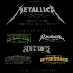 Metallica To Headline 5  Festivals In 2020