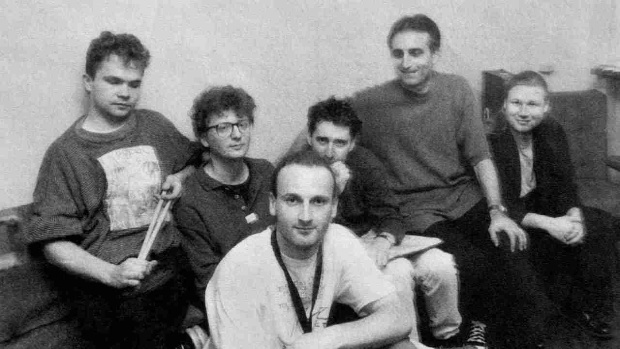1989-1994 Loud Jazz Band