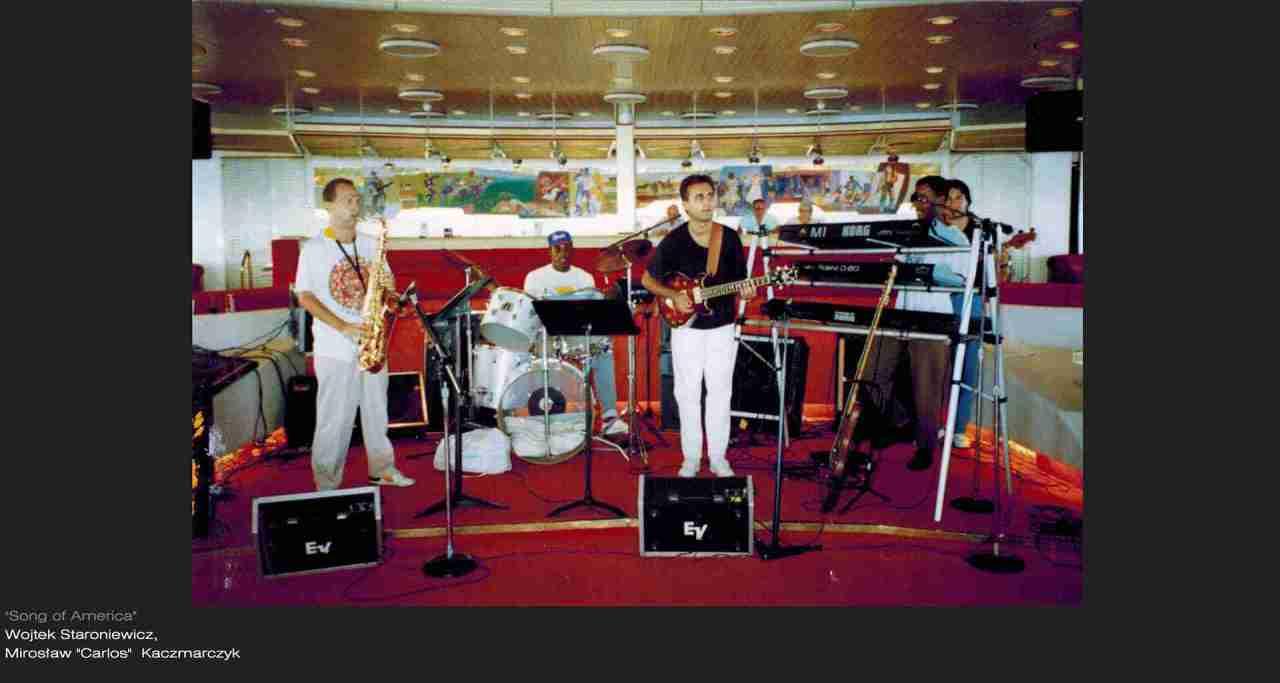 Loud Jazz Band - Akwarium Years 1989-1994