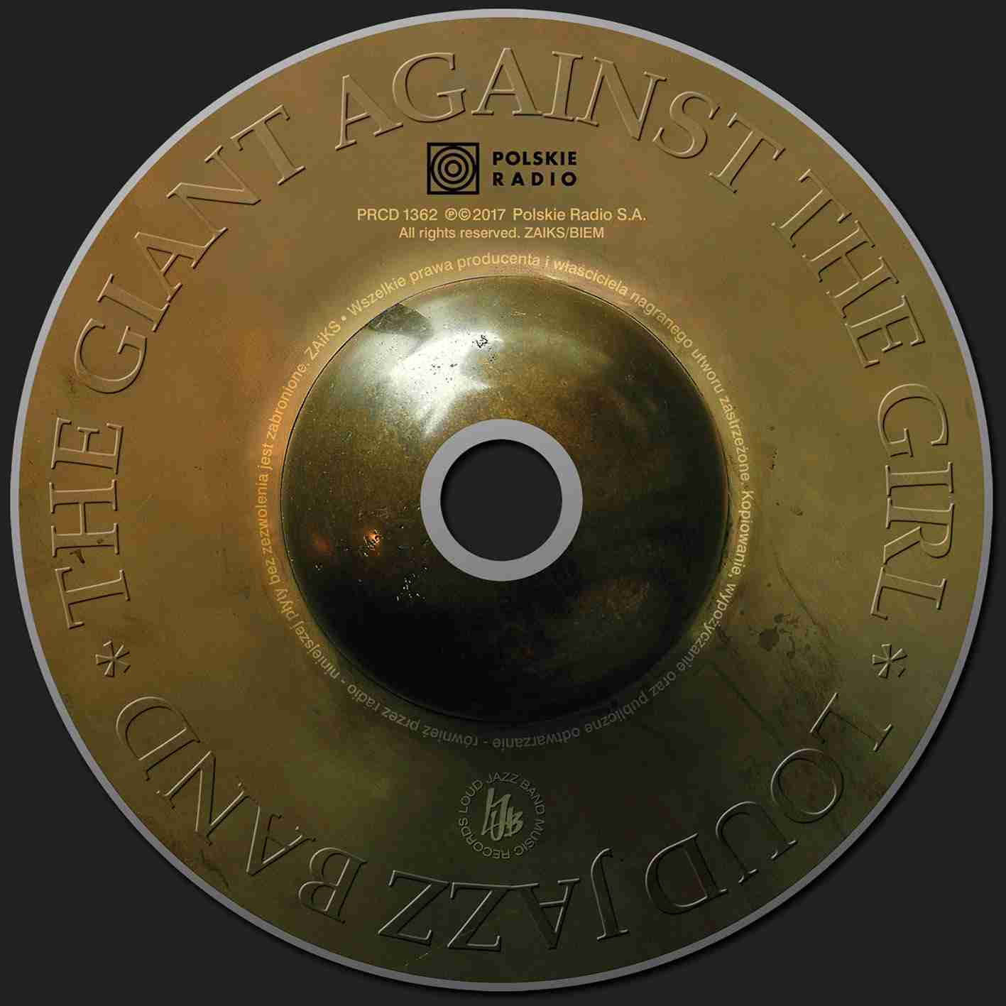 The Giant Against The Girl - Disc Project