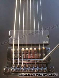Custom 8 cordas do Breno