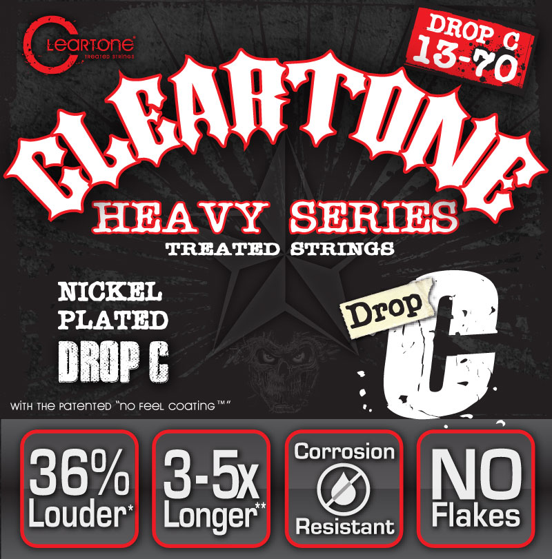 cleartone drop C
