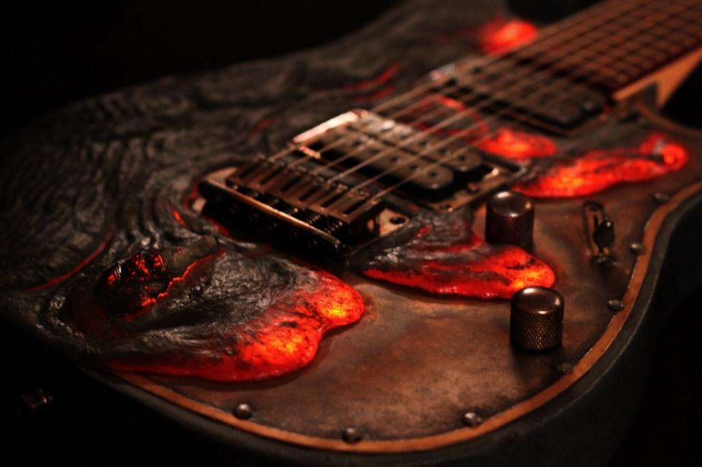 Top 10 guitarras bizarras