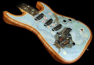 guitarra custom