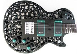 guitarrra 3d