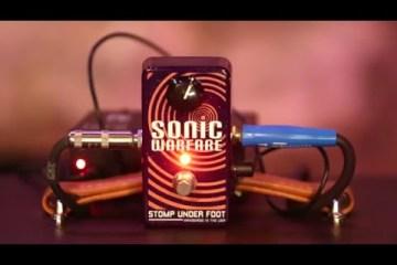 Fuzz: Sonic Warfare